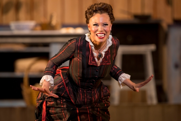 Alyson Cambridge as Julie in Show Boat – Photo Credit: Scott Suchman