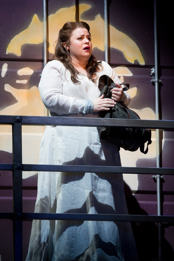 Amber Wagner as Leonora Photo Credit: Scott Suchman