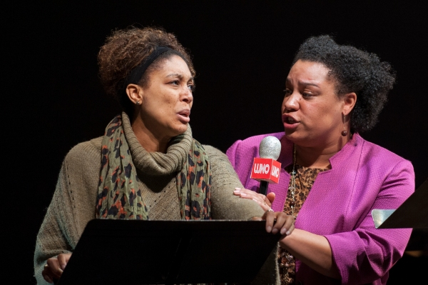 """Breaking"" Jacqueline Echols and Deborah Nansteel 