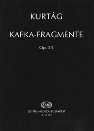Kafka-Fragmente Score
