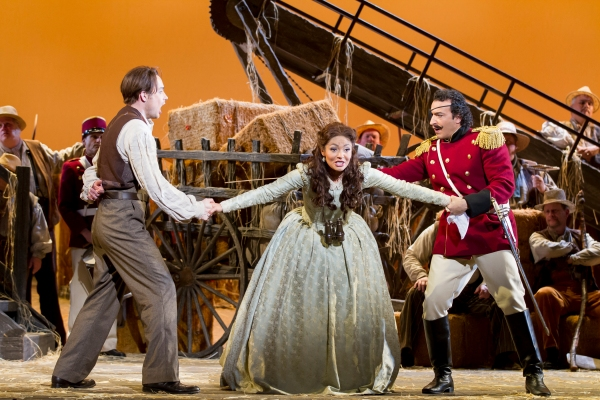 """Sybaritic Singer   """"Elixir of Love"""" at WNO"""