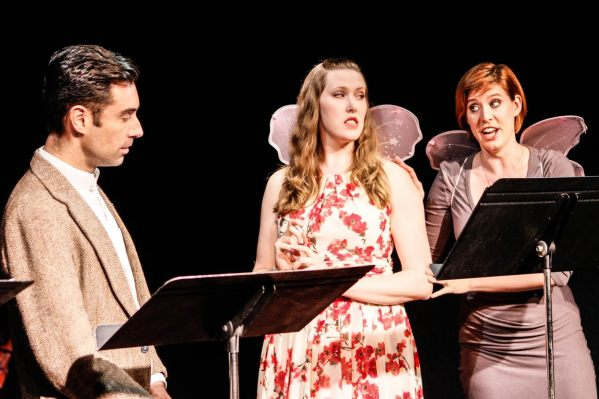 "in performance: Rhymes With Opera ""Heartbreak Express"""