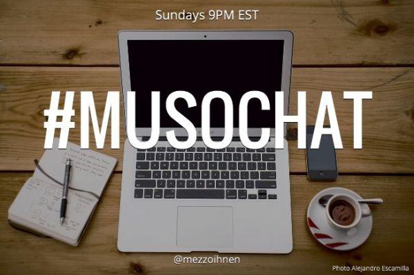 Sybaritic Singer | #Musochat | @mezzoihnen