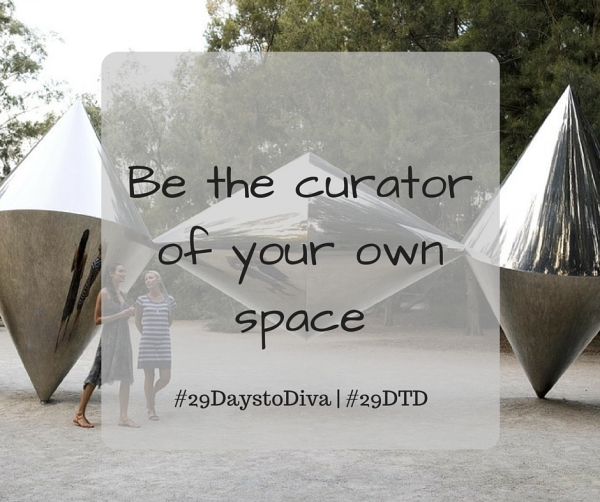 29 Days to Diva | Day 6 | Curate Your Gallery |#29DTD