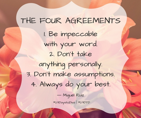 #29DaystoDiva | #29DTD | Day 5 - Sexy Little Documents | Client Services Agreements
