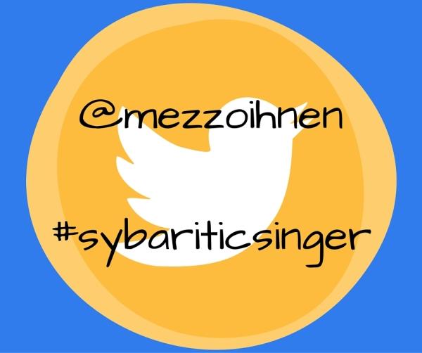 @mezzoihnen | #sybariticsinger | Twitter image