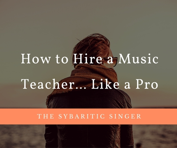 It's Jess Right | Hiring a Music Teacher... Like a Pro