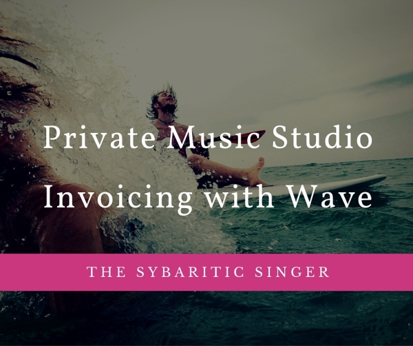Revolutionize Your Studio: Invoicing with Wave