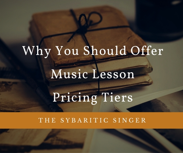 Revolutionize Your Studio: Offer Pricing Tiers