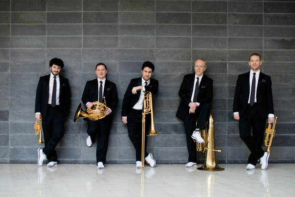Sybaritic Singer | Civic Music Association | Canadian Brass